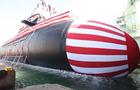 В Японії показали новий підводний човен Великий кит