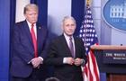 Трамп назвал  катастрофой  главного инфекциониста США