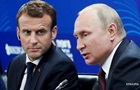 Макрон подзвонив Путіну, щоб обговорити Карабах