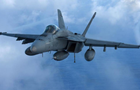 У США зазнав аварії винищувач ВМС США