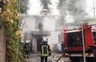 У Харкові виникла пожежа в будинку з піротехнікою