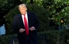 Трамп назвав  доброю новиною  підтримку Байдена екс-президентом