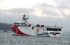 Фрегат Греції видворив турецьке судно із спірних вод у Середземномор ї