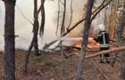 Пожежі на Луганщині: чиновників ДСНС підозрюють у недбалості