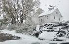У США вибухнула зимова буря