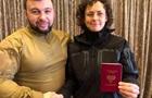Певица Чичерина получила  паспорт ДНР