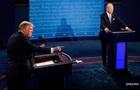 Дебати Трампа і Байдена: названо переможця