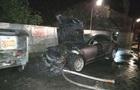 У Рівному підпалили машину кандидата в депутати облради