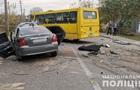 ДТП в Ровно: семь пострадавших, один погибший