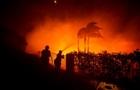 Пожежі в Каліфорнії: евакуйовано більше 100 тисяч людей
