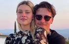 Бруклін Бекхем виклав інтимний знімок зі своєю нареченою