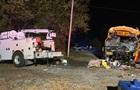 В США произошла авария при участии школьного автобуса, две жертвы
