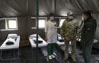 В армії понад 100 нових хворих на COVID-19 за день