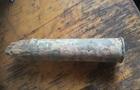 На Житомирщині в снаряді знайшли артефакти УПА