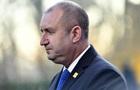 Президент Болгарии ушел на самоизоляцию