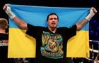 Усик: Буду рад принести Украине еще один успех