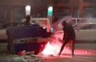 В Испании молодежь протестует против локдауна