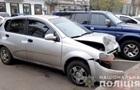 В Одессе женщина устроила ДТП на угнанном такси
