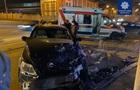 В Одесі  швидка  перекинулася після зіткнення з Lexus