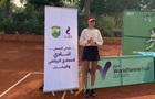 Катерина Лазаренко виграла дебютний юніорський титул ITF