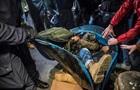 В Париже демонтировали нелегальный лагерь мигрантов