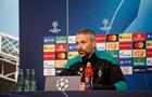 Тренер Боруссии М: Наша задача – хорошо выступить и победить
