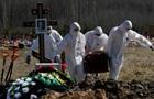 У Росії вперше за добу понад 500 жертв COVID-19
