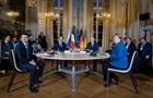 Украина предлагает нормандскую встречу в декабре