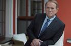 Медведчук призвал к досрочным выборам и смене правительства