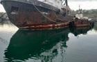 Разлив нефти у Черноморска был - Госэкоинспекция