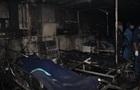 В Индии при пожаре в COVID-больнице погибли пять человек