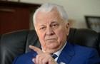 Кравчук: Значних зрушень до миру на Донбасі немає