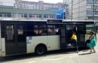 СМИ: В маршрутке Киева пассажиры подрались из-за маски
