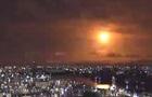 В небе Японии пролетел огромный светящийся шар