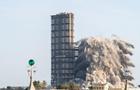 В ОАЭ сразу взорвали четыре небоскреба