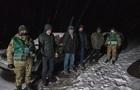 Львівські прикордонники затримали росіянина з групою нелегалів