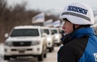 ОБСЄ зафіксувала понад 160 порушень на Донбасі за вихідні