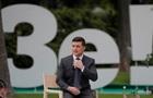 Зеленський закликав відмовитися від Facebook-баталій про Україну
