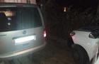 На Київщині патрульні застосували зброю для зупинки авто