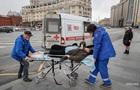 У Росії рекорд смертності від коронавірусу