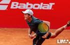 Українець Сачко програв на старті турніру в Бразилії