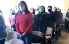 Закарпатські угорці зв язали виконання гімну Угорщини з молитвою