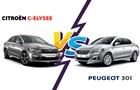 Хто кого: Битва Peugeot 301 / Citroen C-Elysee