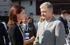 Марина Порошенко задекларировала почти $49 млн наличными