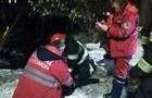 Під Хмельницьким люди провалилися під лід