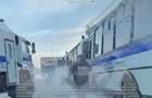 Возвращение Навального: во Внуково стоят автозаки