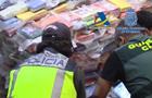 В Іспанії поліція вилучила дві тонни кокаїну