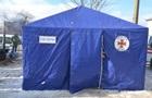 В Україні в пункти обігріву за добу звернулося 1 355 осіб