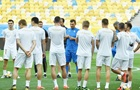 Определились соперники сборной Украины в спаррингах перед Евро