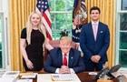 Тіффані Трамп заручилася з мільярдером